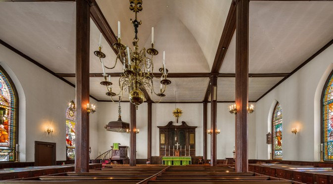 Lucy Chen photo of church interior